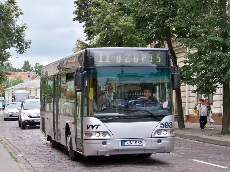 TOKS naujas autobusas