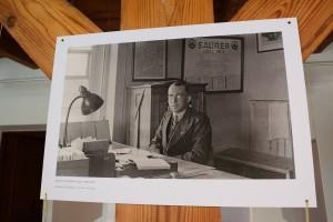 Alfred Rietmann savo kabinete